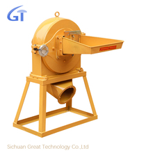 Capacity 800KG Claw Teeth Crusher For Corn and Grains