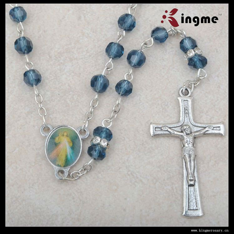 Free rosary bead necklace catholic rosary