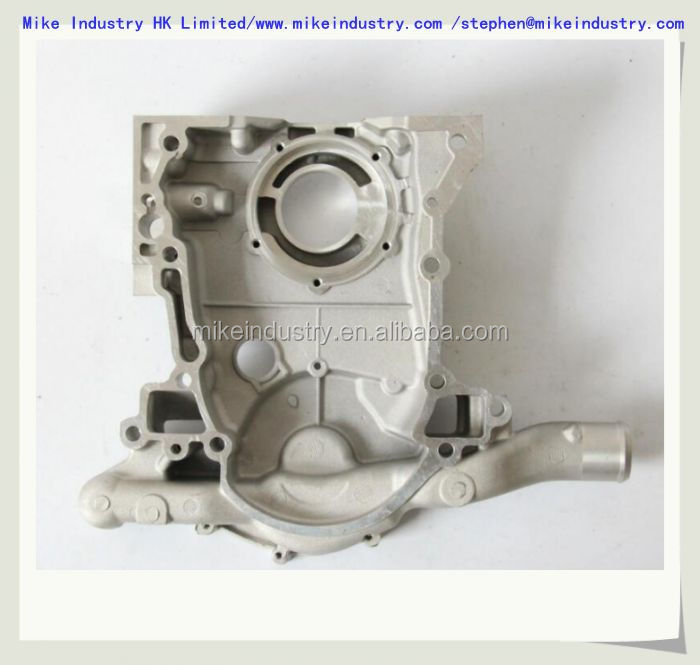 Die Casting Aluminium Rotational Mould for Scrubber Shells