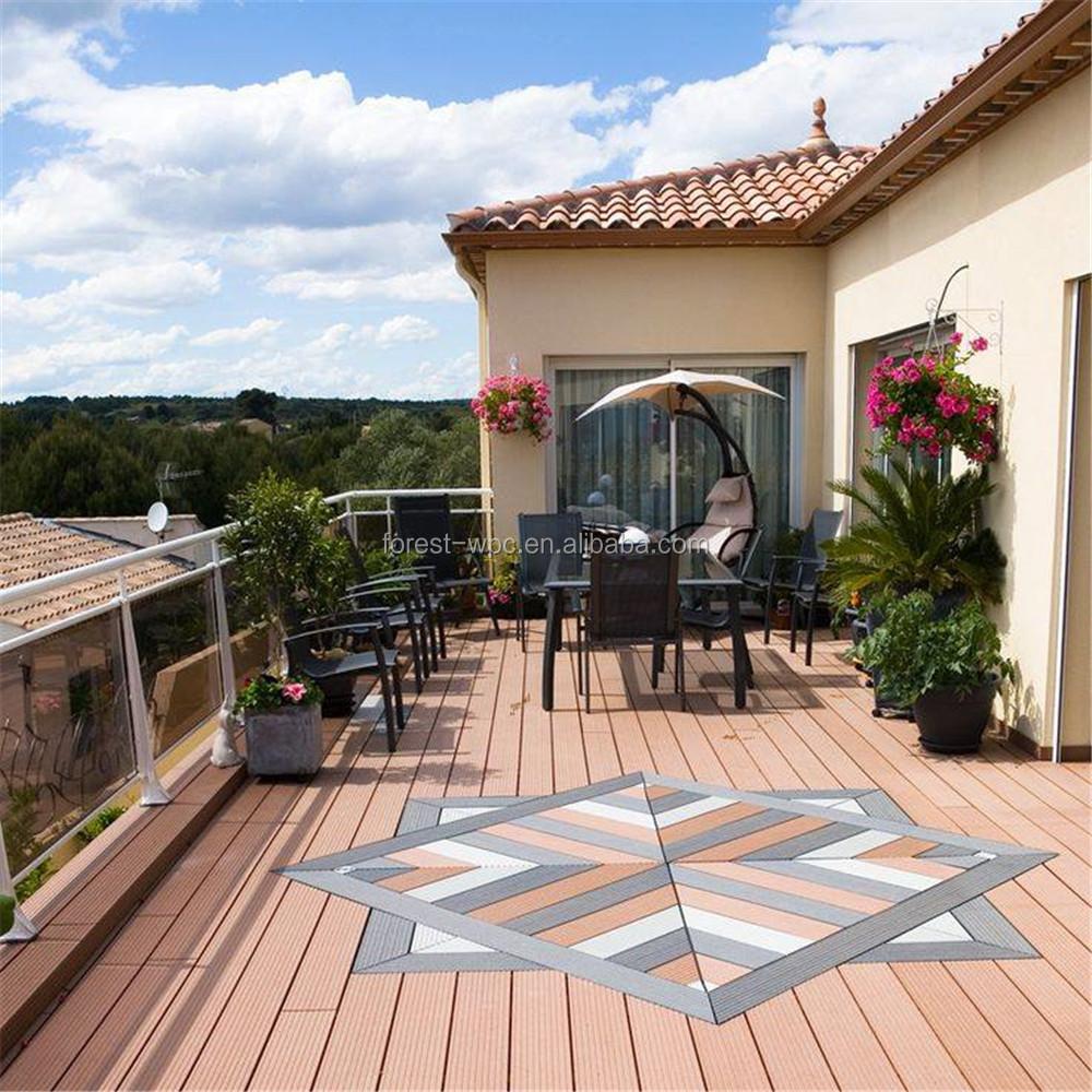 Boden Und Wandfliesen Terrasse: Terrassen Kunststoff Fliesen. Simple Bergo Flooring Unique