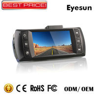 Factory Low Price Night Vision Carcam FHD Car DVR With G-Sensor