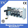 woodworking four lines multi-drilling machine