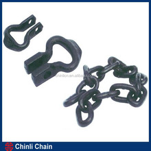 High Quality G80 Mining Round Link Chain for Chain Hoist, chain manufacturer