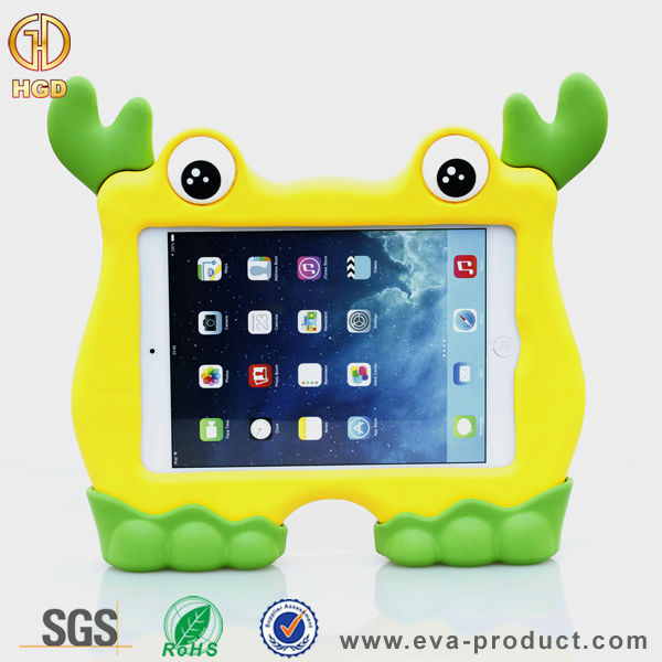 2015 beautiful new design best kids gift 8 inch case cover for tablet pc with stand