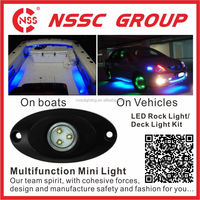 9-32V IP68 Boat Yacht Jeep Truck Mini Deck Light LED Marine Lights