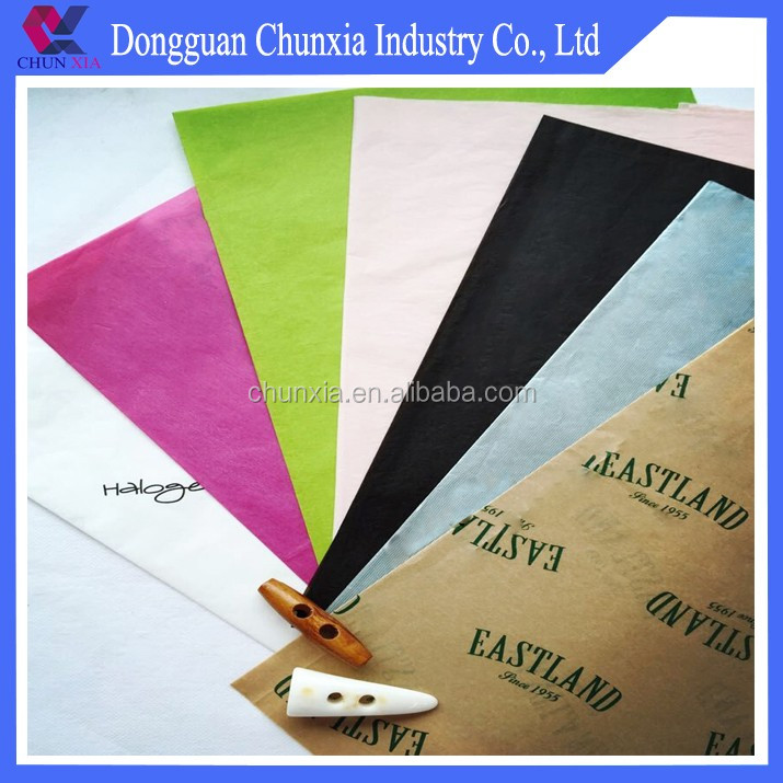 China paper manufacturer of gift wrapping paper
