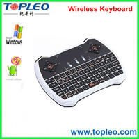 I9+ Backlit 2.4g Mini Wireless Keyboard Computer Keyboard Laptop Keyboard For Andriod,Ios,Windows Etc