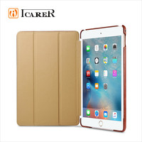 Newest Leaather Smart Case for iPad mini 4 Wake Up Function