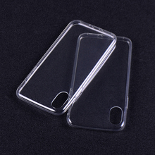 Alibaba Best Factory Mobile Phone Accessories Clear Transparent Soft TPU case Cover For Iphone 7 7s 7plus 8 8p X