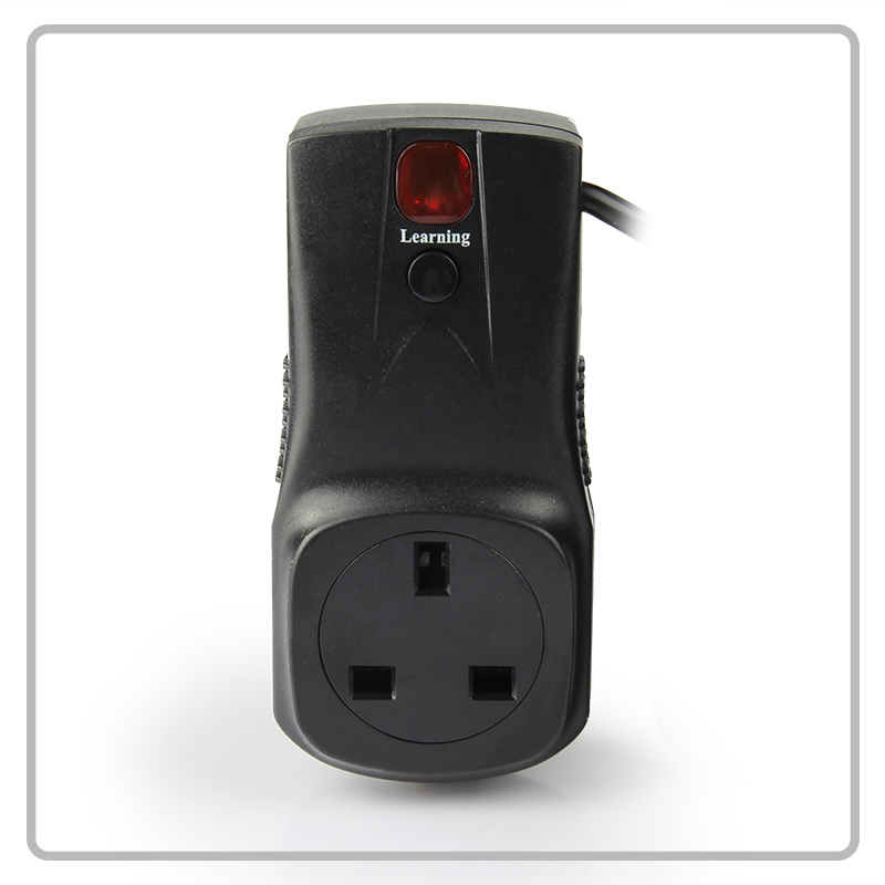 Energy saving standby killer tv and pc remote control socket