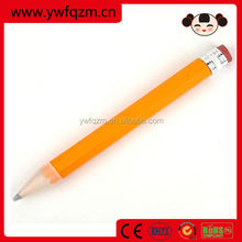 2014 high quality promotional wooden Jumbo pencil
