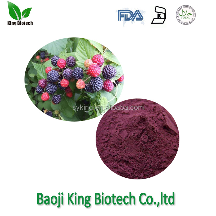 Original black raspberry extract/original black raspberry extract powder with top quality and wholesale price