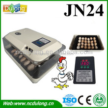 2014 CE approved high efficient family type JN24 incubator prices india popular and have a good sales