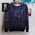 Fashion round neck pullover, custom 3d sublimation mens turtleneck sweatshirts