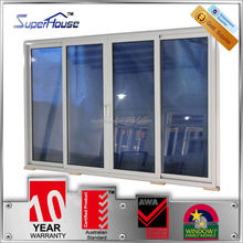 container shipping home sound proof and weather proof panel tracks sliding glass doors