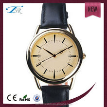 wholesale customized personalized wristband promotion leather oem cases women give away cheap ladies watches made in china