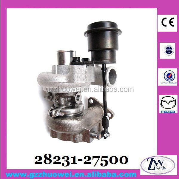 Year 2000 Cheap Turbos for Sale Electric Turbocharger for Hyundai Accent 28231-27500