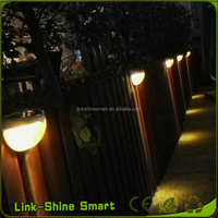 ultra bright led solar garden light led solar street light all in one solar powered led stick light