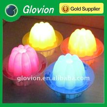 jelly led night light, Pudding Clap Night Lights, mini baby led jelly lamp