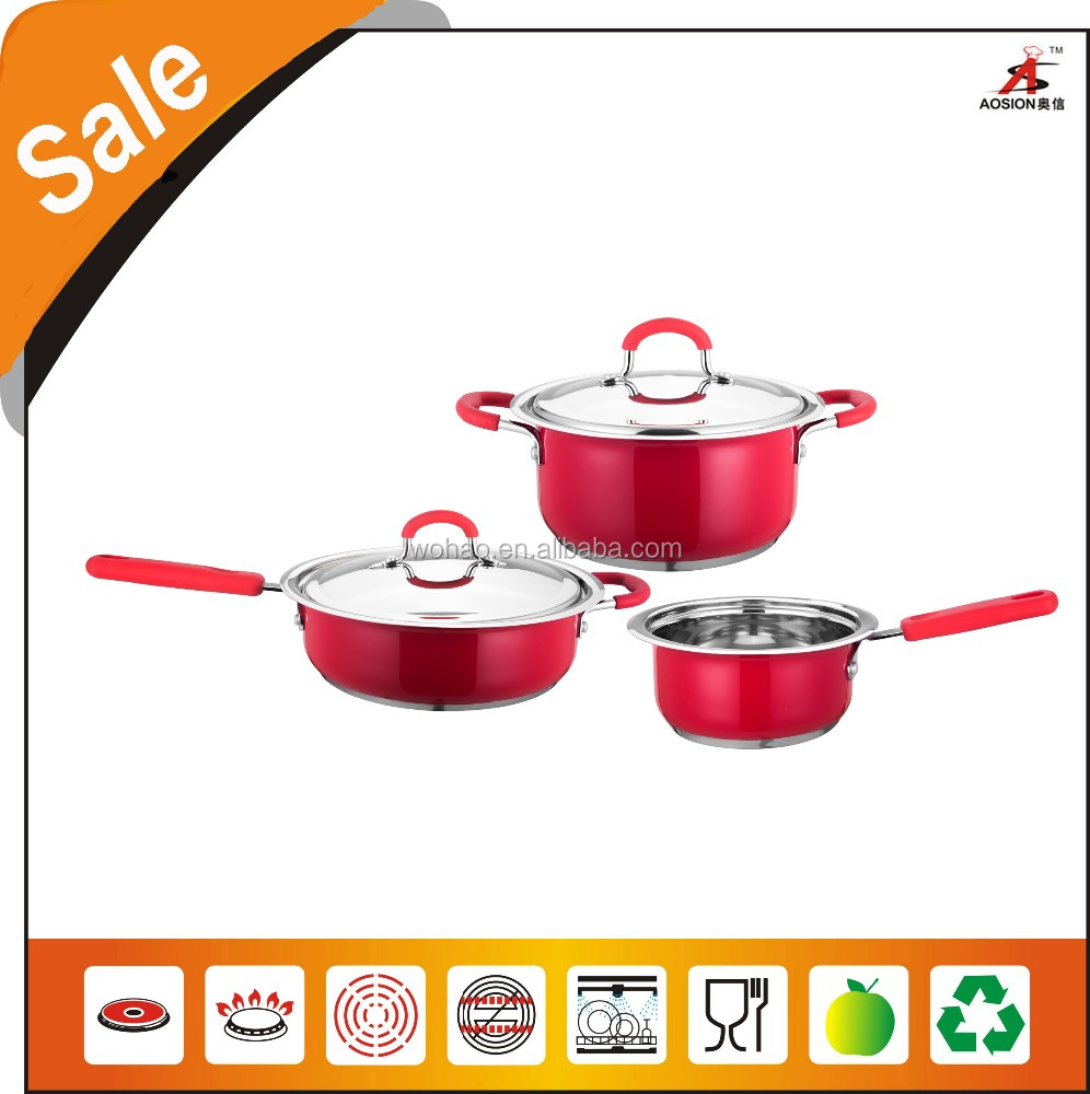 commercial non electric stainless steel kitchenware