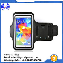 Manufacturer 3.5 inch to 5.5 inch mobile phone sport armband case for samsung