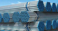Q235B Hot Dipped Galvanized Steel Pipe tube