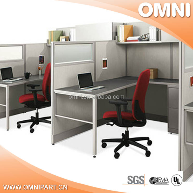 Cheap and high quality hot sale 4 seat office workstation cubicle