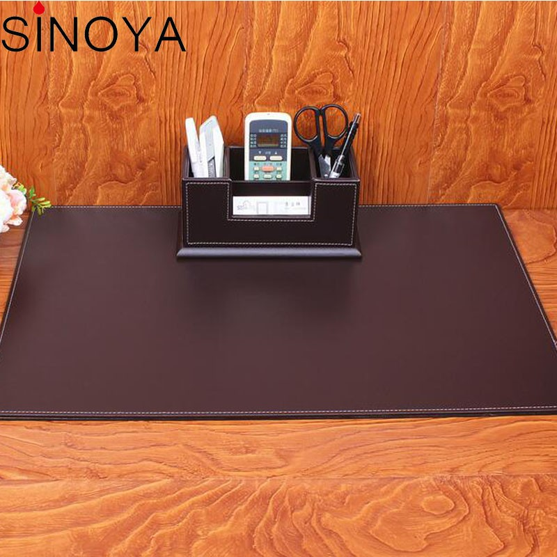 High Quality Fashion Square Wholesale Customized Coffee Desk Mat Embossed Leather Placemats