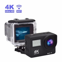 Good quality new 4K touch screen outdoor sport DV Mini Portable video recorder action camera