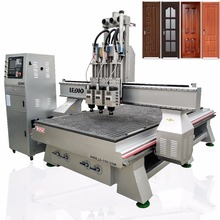 ledio company Wooden door engraving machine/cnc router wood furniture making / wood carving equipment 1325 woodworking cnc route