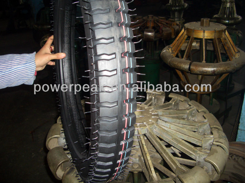 Autocycle 4.50-12 tyre and tube