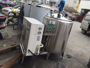 Factory Price 500L Stainless Steel Milk Cooling tank/Milk Storage Tank For Sale