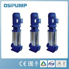 High Pressure Vertical Multistage Centrifugal Water Pump for Heavy Duty