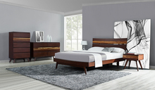 Bamboo Furniture modern bamboo Bed collection bedroom furniture with simple design