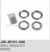 Motorcycle ball race kit