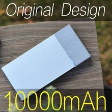 Dual USB portable charger power bank multi functional 10000mah powerbank with dual input&output