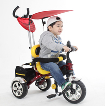 hot child model three wheels riding toys baby tricycle