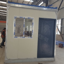 china cheap prefabricated house for rental of temporary accommodation on the building site