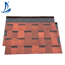 2017 hot sell cheap wholesale roofing shingles prices Double layer Fiberglass Asphalt Shingles
