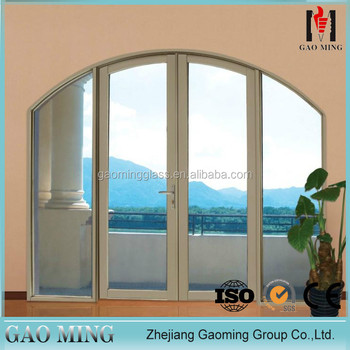 China very good supplier interior stained glass doors with professional engineers team DS-LP6855