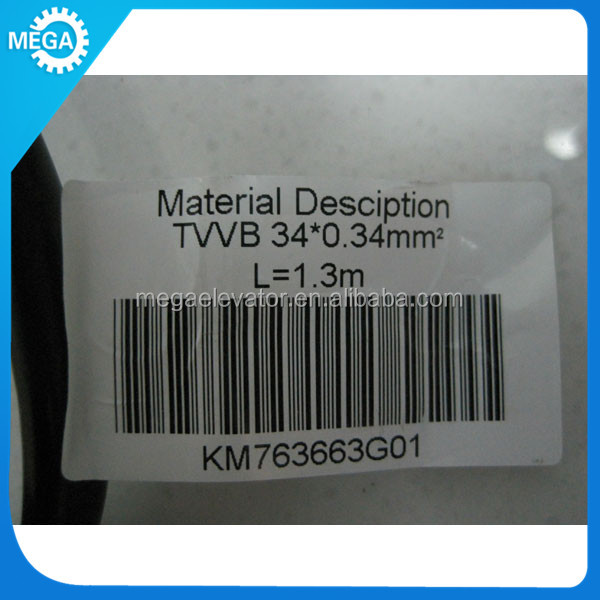 KONE elevator parts ,KM763663G01 kone cable LCECPU board