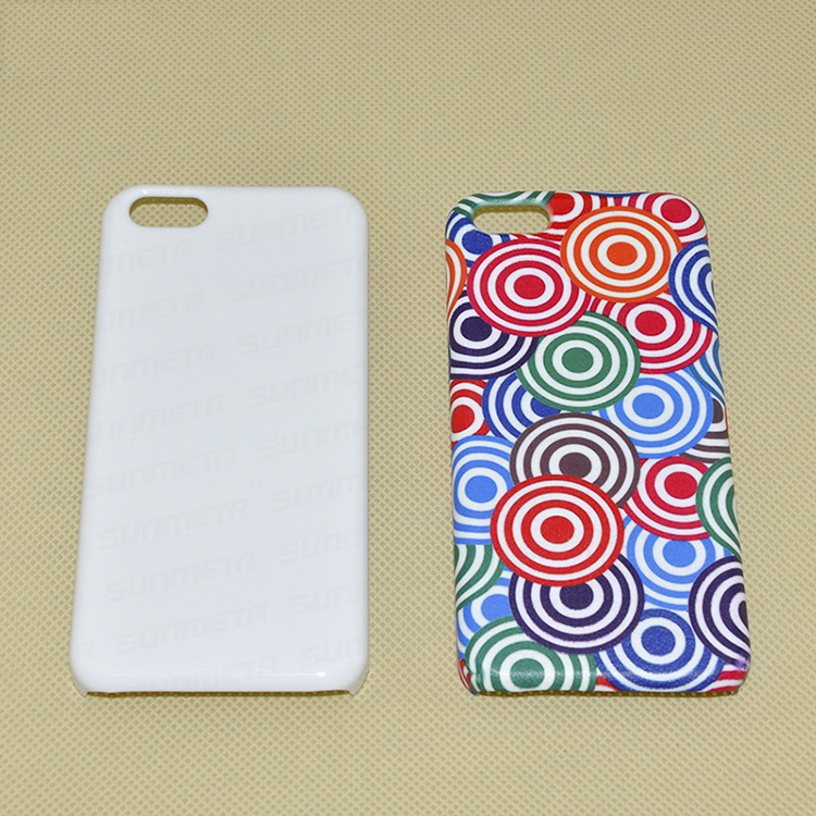 OEM Blank 3d sublimation mobile phone cases cover for iphone 7 case