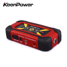 Multi- function Car Emergency Tools 12V 12000mAh Mini Portable Battery Jump Starter