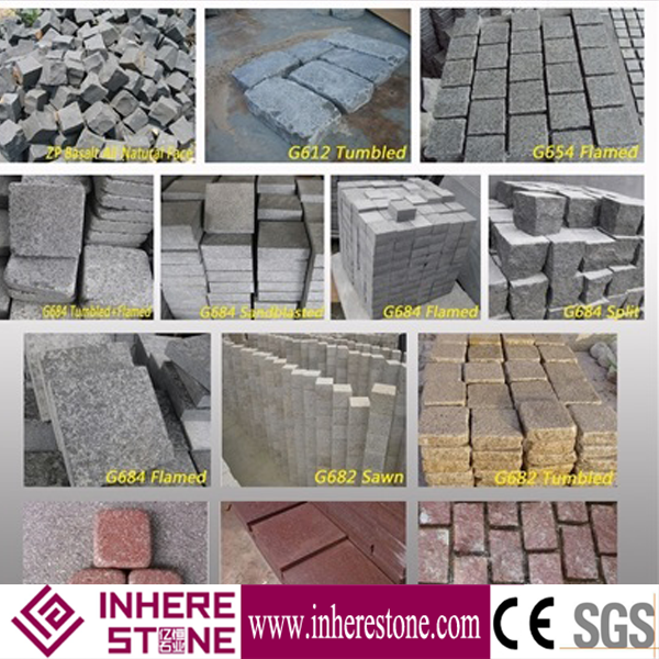Good price garden paving stone