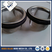 stainless steel metal gauze aluminum filter mesh
