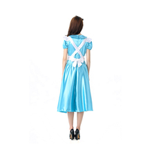Wholesale Beer Girl Oktoberfest Costumes Sexy Latex French Maid Costume