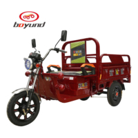 Hot sale farmer used 1000W electric tricycle three wheel electric scooter, electric cargo bike, adult electric tricycle for sale