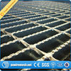 Hot Dip Galvanized Serrated Bar Construction Expanded Metal Steel Grating(factory)