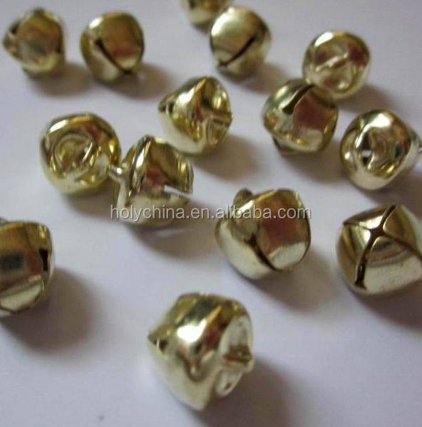 hot sale high quality small brass bells wholesale