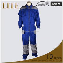 reflective safety winter frc 2 piece coverall